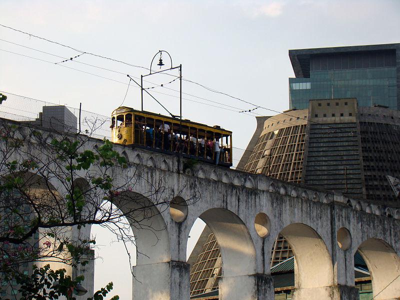 Akwedukt Lapa Rio de Janeiro